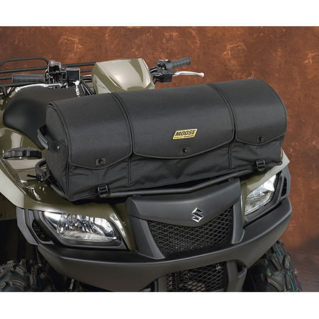 Moose Axis Front Rack Bag - Black - Main