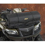 Moose Axis Front Rack Bag - Black - Moose Utility ATV Storage Bags