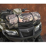 Moose Axis Front Rack Bag - Mossy Oak Break-Up - ATV Bags for Utility Quads