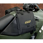 Moose Expedition Tank Bag - Black - ATV Bags for Utility Quads