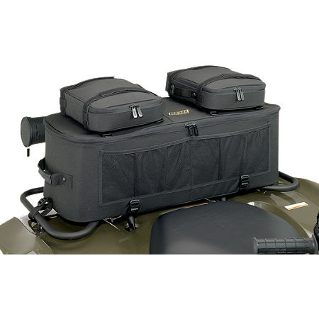 Moose Expedition Rack Bag - Black - Main
