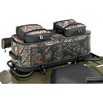 Moose Expedition Rack Bag - Mossy Oak - ATV Bags for Utility Quads