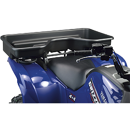 Moose Rear Basket - 2012 Yamaha GRIZZLY 550 4X4 POWER STEERING Moose Plow Push Tube Bottom Mount