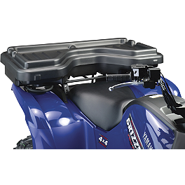 Moose Rear Basket Replacement Cover - 2013 Honda RANCHER 420 4X4 AT POWER STEERING Moose 387X Rear Wheel - 12X8 4B+4N Black