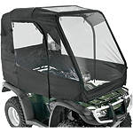 Moose Deluxe ATV Cab Enclosure - Utility ATV Covers and Roofs