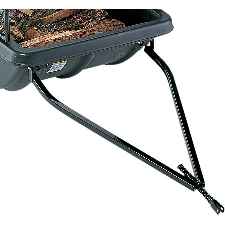Moose Cargo Tub Sled Tow Bar - Main