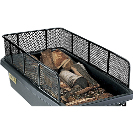 Moose Cargo Side Extensions - Moose Cargo Tub Sled Tow Bar