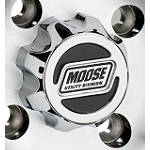 Moose 387X Center Cap - Moose ATV Wheels