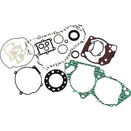 Moose Clutch Cover Gasket - 2006 Yamaha YFZ450 Moose Front Brake Caliper Rebuild Kit