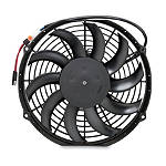 Moose OEM Replacement Cooling Fan - ATV Radiators and Accessories