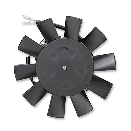 Moose Hi-Performance Cooling Fan - 1997 Polaris XPRESS 400 Moose Hi-Performance Cooling Fan