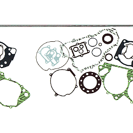 Moose Complete Engine Gasket Set - 2005 Honda TRX400EX Hot Rods Crank Bearings And Seals Kit