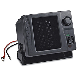 Moose 300 Watt UTV Cab Heater - 2007 Kawasaki BRUTE FORCE 650 4X4i (IRS) Moose 393X Center Cap