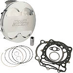 Moose CP Piston Kit 12.50:1/12.75:1 - Yamaha YFZ450 ATV Engine Parts and Accessories