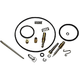 Moose Carburetor Repair Kit - 2008 Honda CRF100F Cometic Top End Gasket Kit