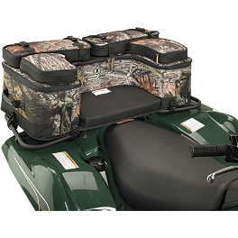 NRA By Moose Caliber Rear Rack Bag - Moose Ozark Rear Rack Bag - Mossy Oak Break-Up