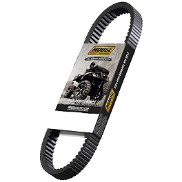 Moose High Performance Drive Belt - 2001 Polaris SCRAMBLER 400 2X4 Moose Swingarm Skid Plate