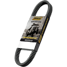 Moose High Performance Plus Drive Belt - 2010 Polaris RANGER RZR S 800 4X4 Moose 393X Center Cap