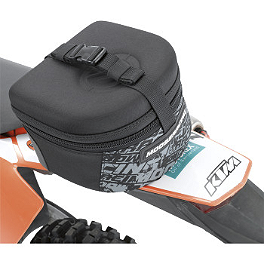 Moose Dual Sport Fender Pack - Moose 4-Stroke Silencer Guard