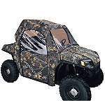 Moose Full Cab Enclosure - Moose Utility ATV Body Parts and Accessories