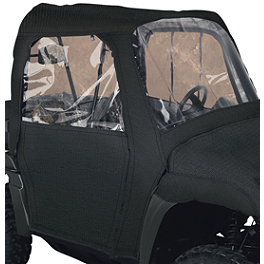 Moose Full Cab Enclosure - 2008 Polaris RANGER RZR 800 4X4 Moose 393X Center Cap