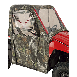 Moose Full Cab Enclosure - 2010 Polaris RANGER 800 XP 4X4 EPS Moose 387X Center Cap