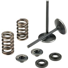 Moose Exhaust Valve Kit - 2005 Yamaha YFZ450 Moose Pre-Oiled Air Filter