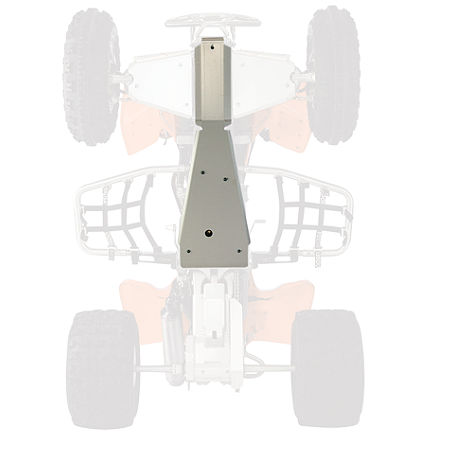 Moose Full Chassis Skid Plate - Main