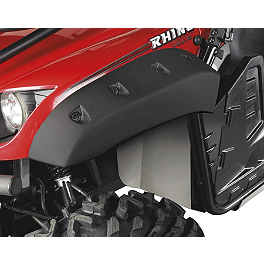 Moose Fender Flares - Black - 2009 Yamaha RHINO 700 Classic Accessories UTV Seat Covers - Camo