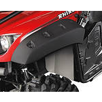 Moose Fender Flares - Black - Moose Utility ATV Body Parts and Accessories
