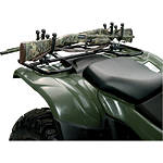 Moose Ozark Double Gun Rack - Utility ATV Hunting