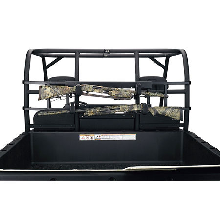 Moose UTV Roll Cage Gun Rack - Main