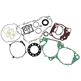 Moose Head Cover Gasket - 2005 Yamaha YFZ450 Moose Top End Gasket Set