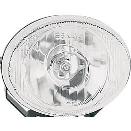 Moose Replacement Lens For Halogen Light Kit - 2008 Kawasaki PRAIRIE 360 2X4 Moose 393X Center Cap