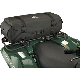 NRA By Moose Heritage Rack Bag - Moose Expedition Rack Bag - Black