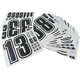 Moose Jersey ID Kit - Thor Sentinel ID Panel - Clear