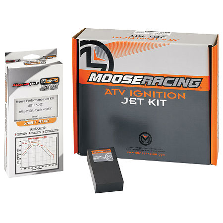Moose Jet Kit/Ignition Module - Main