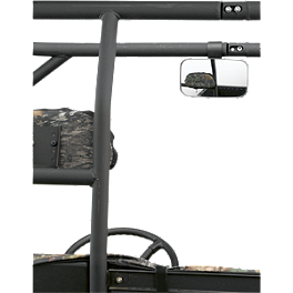 Moose UTV Inside / Outside Rear View Mirror - Square Rollbar - 2009 Polaris RANGER 700 HD 4X4 Moose 393X Center Cap