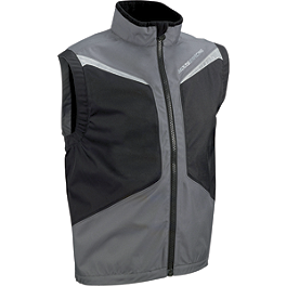 2012 Moose M1 Stealth Vest - 2013 Moose Quick Coat