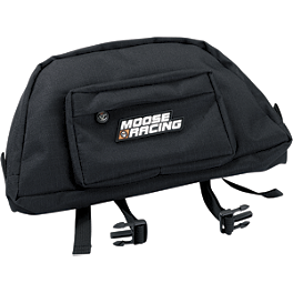 Moose Number Plate Trail Pack - Moose Cross Bar Handlebar Pad