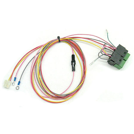 Moose Electric Plow Lift Replacement Relay With Wiring - Main
