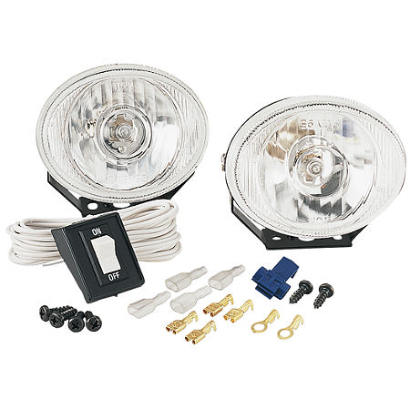 Moose Halogen Light Kit - Main