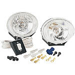 Moose Halogen Light Kit - Moose Dirt Bike Plows and Tire Chains