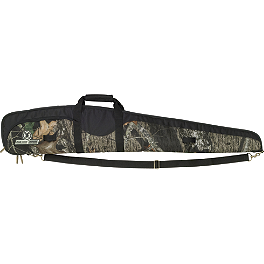 NRA By Moose Pursuit Rifle Case - All Rite Catch & Release Double Rod Holder