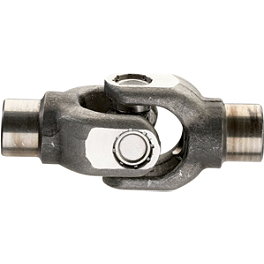 Moose Rear Propshaft Front Universal Joint - 1995 Honda TRX300FW 4X4 Moose Plow Push Tube Bottom Mount