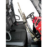 NRA By Moose UTV Quick Draw Combo - Dirt Bike Gun Racks