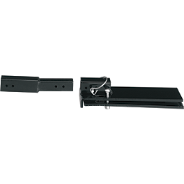 Moose Rack Quick Release Mount - 2013 Kawasaki MULE 4010 4X4 Moose Plow Push Tube Bottom Mount