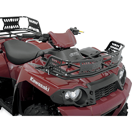 Moose Rack Extension - Front - 2009 Kawasaki BRUTE FORCE 750 4X4i (IRS) Moose 387X Center Cap
