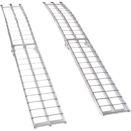 Moose Arched Folding Aluminum Ramps - Main