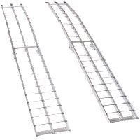 Moose Arched Folding Aluminum Ramps